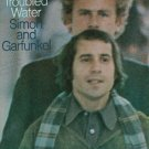 Vintage Bridge Over Troubled Water Simon & Garfunkel Sheet Music 1970