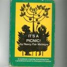 It's A Picnic Cookbook by Nancy Fair McIntyre 1969