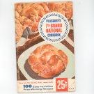 Pillsbury 7th Grand National Cookbook  Vintage Item