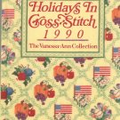 Holidays In Cross Stitch 1990 Vanessa Ann Collection 0848707516