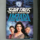 Star Trek The Next Generation Imzadi Peter David Hard Cover First Edition 0671791974