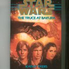 Star Wars The Truce At Bakura Tyers Hard Cover First Edition 055309541- 2