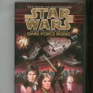 Star Wars Dark Force Rising Zahn Hard Cover First Edition 0553085743