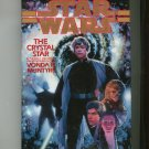 Star Wars The Crystal Star McIntyre Hard Cover First Edition 0553089293