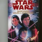 Star Wars Darksaber Anderson Hard Cover First Edition 0553099744
