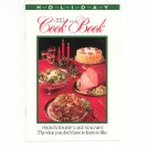 Holiday Get Together Cook Book Cookbook by Widmer Lake Niagara Wine