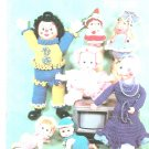 Crocheted Playmates On Parade BKW022 1983 Wang International