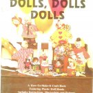 Apple Dumplings Presents Dolls Dolls Dolls Ad-160 With Pattern Sheet