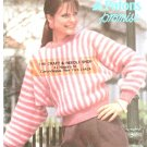 A Softer Nature Patons Promise Susan Bates No. 17742 Knitting