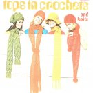 Tops In Crochets And Knits Maxi Scarfs Warming Caps Columbia Minerva Leaflet 2518