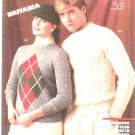 Unger Britania Volume 295 Knitting Sweaters High-Styled