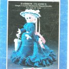 Annabelle Fashion Classics Crochet Doll Outfit by Fibre Craft FCM 167