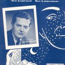 Vintage Count Every Star Sheet Music Paxton Music Incorporated