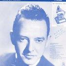 Vintage More Mondo Cane Sheet Music Edward B. Marks Music Corporation
