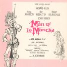 Vintage Vocal Selections From Man Of La Mancha Music