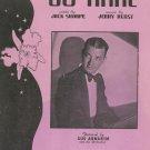 Vintage So Rare Sheet Music Robbins Music Corporation