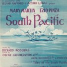 Vintage A Wonderful Guy South Pacific Sheet Music Williamson Music Inc.