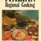 Italian Regional Cooking by Ada Boni Cookbook Vintage 7489975