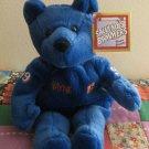 Salvino's Bammers Plush Bear Wayne Gretzky 1999 With Hang Tag