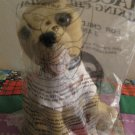 Taco Bell Talking Chihuahua Stuffed Plush Dog With Sweater And Collar