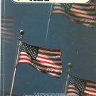 Patriotic Songs Music Book E Z Play 8 Guitar Keyboard Organ
