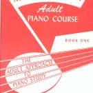 Michael Aaron Adult Piano Course Book One Vintage
