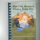 Biscuits Bones & People Food Too Cookbook Regional New York Guide Dog Association