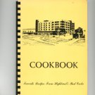 Regional Vintage Favorite Recipes From Highlands Best Cooks Cookbook Hospital New York