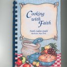 Regional Cooking With Faith Cookbook Lutheran Church New York