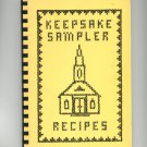 Regional Keepsake Sampler Recipes Cookbook Methodist Church New York 1980