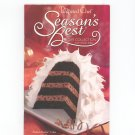 The Pampered Chef Seasons Best Recipe Collection Fall Winter 2004 Cookbook