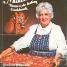 Mama D's Homestyle Italian Cookbook Giovanna D'Agostino 0307487210