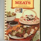 Parents Parade Of Recipes Cookbook Meats Vintage Elementary School Parents