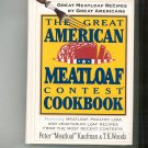 The Great American Meatloaf Contest Cookbook Kaufman Woods 0688126464
