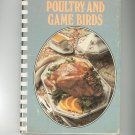 The Flavor Of New England Poultry And Game Birds Cookbook First Edition 0911658297