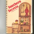Regional Southern Secrets Cookbook Episcopal Day School Mothers Tennessee