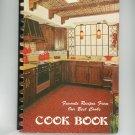 Regional Favorite Recipes Cookbook Forest Hills Garden Club Vintage 1974