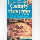 Pillsbury Country American Cooking Cookbook Classic # 92 1988