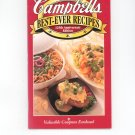Campbell's Best Ever Recipes Cookbook 125th Anniversary Edition  1994