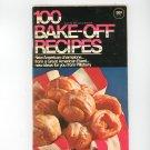 Vintage Pillsbury Bake Off 20 Recipes Cookbook 1969