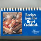 Recipes From The Heart Cookbook Pampered Chef
