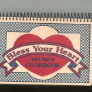 Bless Your Heart And Spirit Cookbook Regional 0044884083 First Edition Tennessee