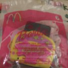 McDonalds Barbie Toy Messenger Toy Pager # 6  Never Opened