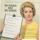 Vintage The American Legion Magazine July 1969 Ruckus Over The Census