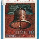 Vintage VFW Veterans Of Foreign Wars Magazine September 1966 It's Time To Ring It Again