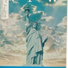 Vintage VFW Veterans Of Foreign Wars Magazine January 1966 Statue Of Liberty