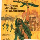 Vintage The American Legion Magazine March 1971 What Congress Learned About The Weathermen