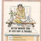 Vintage The American Legion Magazine August 1970 Better Medical Care At Less Cost Is Possible