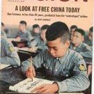 Vintage The American Legion Magazine May 1966 A Look At Free China Today