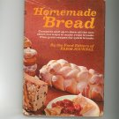 Homemade Bread Cookbook by Editors Farm Journal Vintage 1969